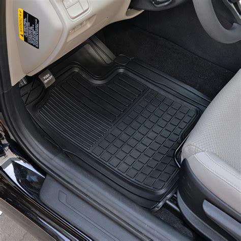 rubber car floor mats hd 3d rubber car floor mats auto liners all weather 3pc