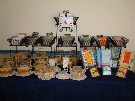 craft show display practice setup  dhb