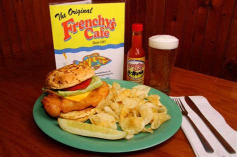 grouper florida sandwich cafe dishes frenchy famous fl sandwiches restaurants onlyinyourstate frency