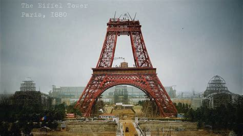 Great Buildings under Construction (photo animation