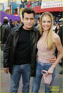 Charlie Sheen Denise Richards | SEVSTAR