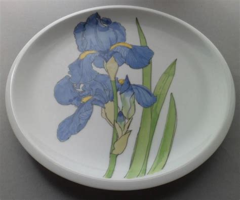 annons p 229 tradera ikea midsommar serien tallrik bl 229 ceramics pottery keramik ikea och