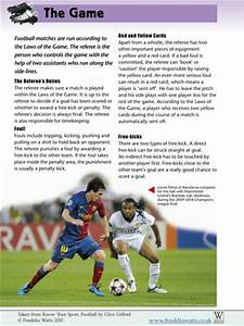 Football Rules And World Cup Information By