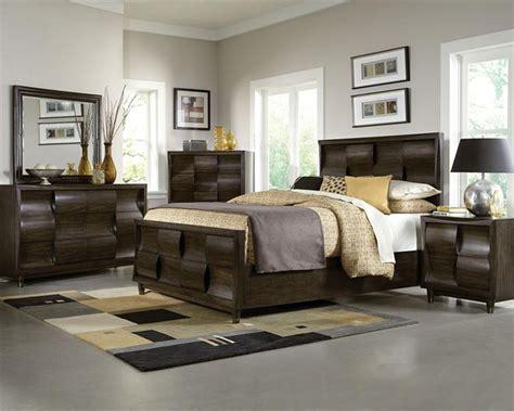 Modern Bedroom Set Noma By Magnussen Mgb264054set