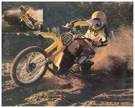 best motocross bikes gymi s garage best vintage off road bikes from the 80s