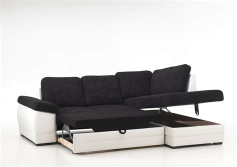 canapé d angle convertible photos canapé d 39 angle convertible noir et blanc