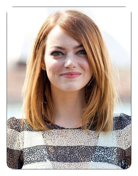 63+ Flattering Haircuts Perfect for The Oval Face Fashionre