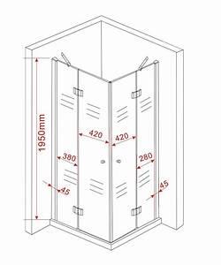 Begehbare Dusche Maße : canto 80 x 90 cm glas dusche duschkabine duschwand duschabtrennung eckeinstieg ebay ~ Frokenaadalensverden.com Haus und Dekorationen