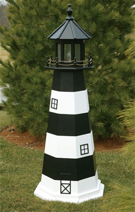 custom amish lighthouses    ft tall chesapeakecraftscom
