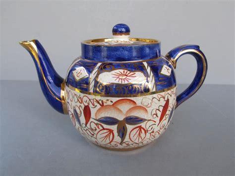 vintage price kensington tea pot imari pattern c 1960s from larkvaleantiques on ruby