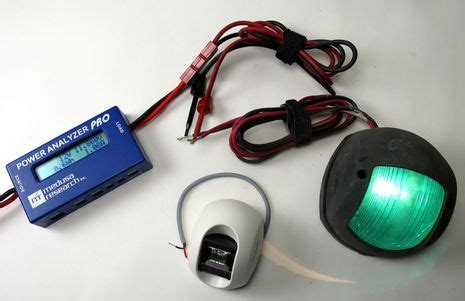 Old Boat Lights by Panbo The Marine Electronics Hub Inexpensive Led