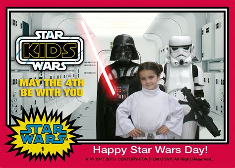 Happy Star Wars Day! May The 4th Be With You #StarWars # ...