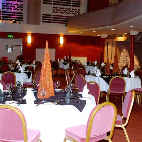 Corporate Christmas Party Venue In Northampton  The Deco