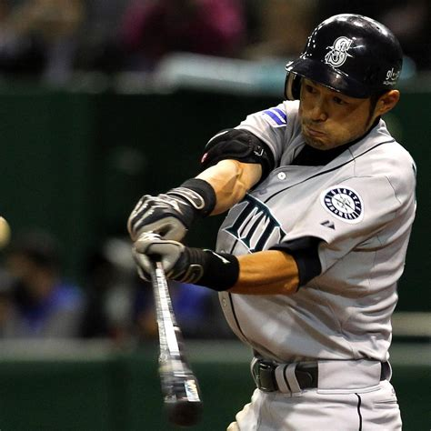 mariners ichiro suzuki will go to the of fame