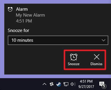 guide how to use alarms in windows 10 windowsfish