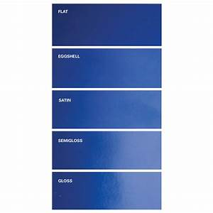 Paint selection tips how to select your paint hoboken for Can eggshell paint be used in a bathroom