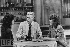 Kristy McNichol, Richard Mulligan and Dinah Manoff ...
