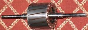 1924 Robbins  U0026 Myers 4504 Brass Electric Fan