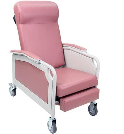 winco 5261 5251 convalescent 3 position recliner geriatric