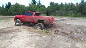 Lifted 99 Dodge Ram Mud
