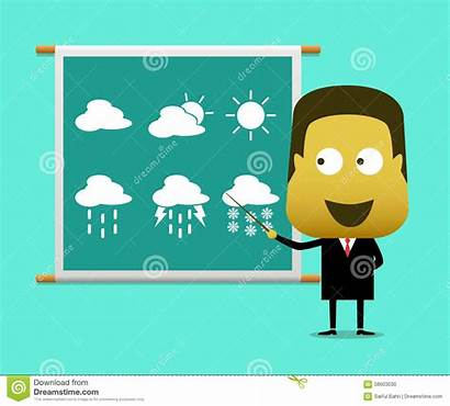 Weather Prediction Forecast Reporter Report Male Forecasts