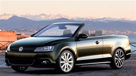 Photoshop Volkswagen Jetta Convertible
