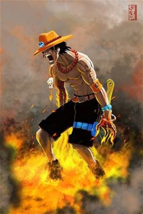 1000+ Images About Fire Fist Ace On Pinterest  One Piece
