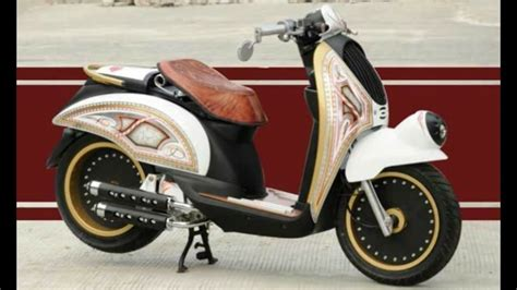 Modif Motor by Modif Motor Scoopy 2016