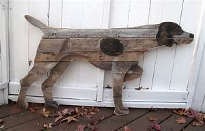 German Short Haired Pointer Pallet Wall Art • 1001 Pallets