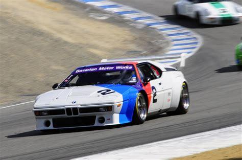 Bmw's Racing Heritage On Track
