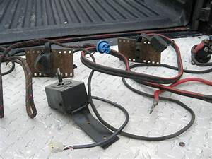 Find Snow Plow Control And Wiring Harness For A Fisher
