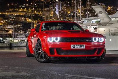 Challenger Dodge Hellcat Widebody Cars Srt Prior