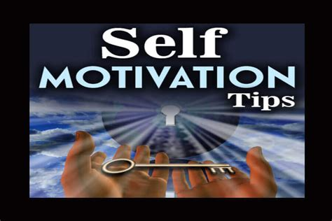 Self Motivation Tips And Their Importance To Succeed In Life