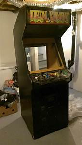 Mortal Kombat Dynamo Cabinet Conversion To Mame
