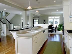 kitchen open floor plan traditional kitchen