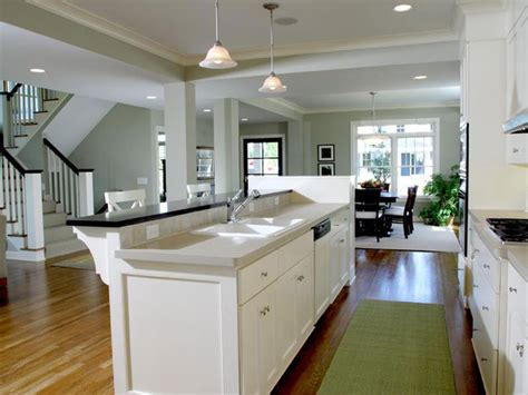 open floor plan kitchen designs kitchen open floor plan traditional kitchen 7184