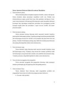 Laporan sistem informasi akuntansi pada cimory
