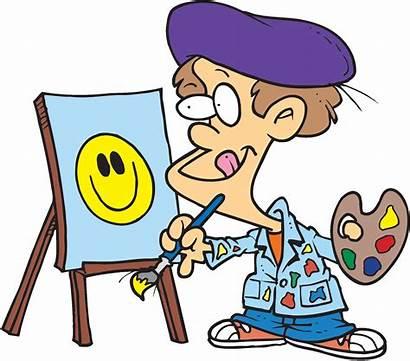 Assessment Artistic Clipart Artists Interest Career Artist
