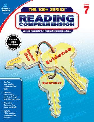 reading comprehension grade   carson dellosa