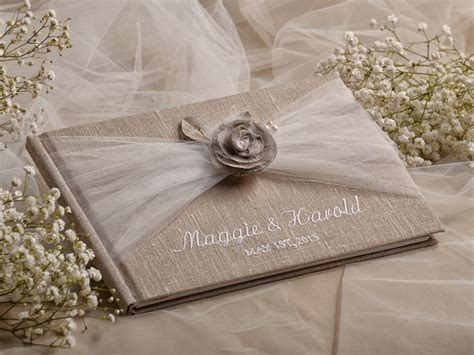 shabby chic wedding guest book shabby chic wedding guest book idea modwedding