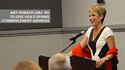 Grady College alumna Amy Robach of 'Good Morning America ...