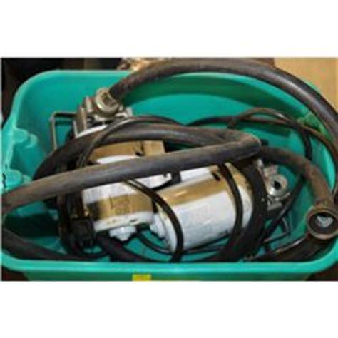 Two 110 Volt Mini Water Pump