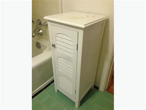 stand up cabinet white stand up bathroom cabinet city