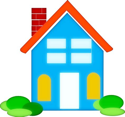 house clipart home house clip at clker vector clip
