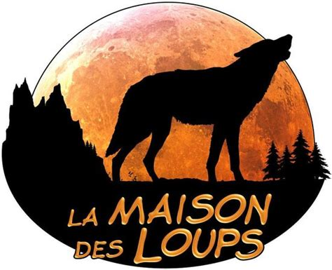 la maison des loups logo maison des loups picture of la maison des loups orlu tripadvisor