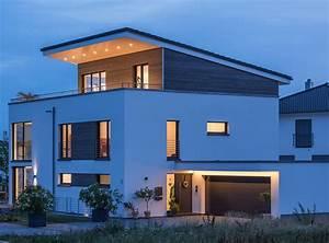 Haus Mit Dachterrasse : referenzhaus in empfingen kitzlingerhaus ~ Frokenaadalensverden.com Haus und Dekorationen
