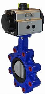 Pneumatic Actuated Butterfly Valves - Johnson Valves