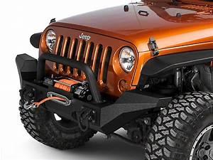 Rugged Ridge Jeep Wrangler Xhd Front Bumper Kit W   High