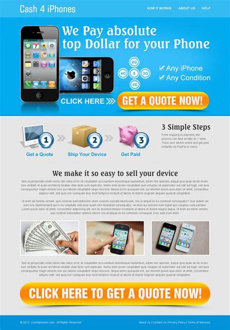 web design landing page special offer on web design and landing page design