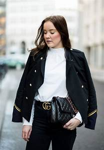 FASHION WEEK OUTFIT WITH GUCCI BELT u0026 CHANEL BAG u2013 Style Appetite